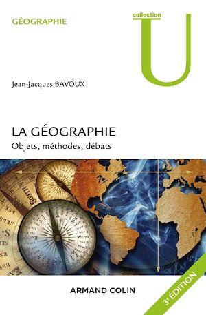 Téléchargez le livre :  La géographie -  3e éd.