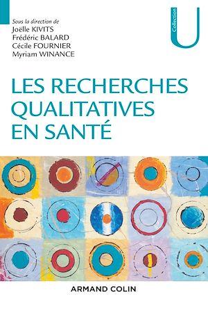 Téléchargez le livre :  Les recherches qualitatives en santé