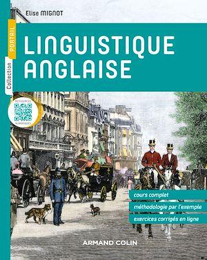 Téléchargez le livre :  Linguistique anglaise