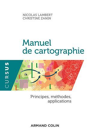 Téléchargez le livre :  Manuel de cartographie