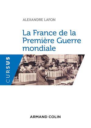 Téléchargez le livre :  La France de la Première Guerre mondiale