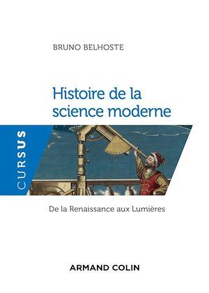Téléchargez le livre :  Histoire de la science moderne