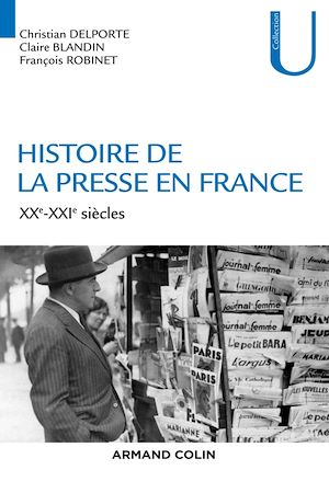 Téléchargez le livre :  Histoire de la presse en France