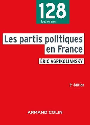 Téléchargez le livre :  Les partis politiques en France - 3e éd