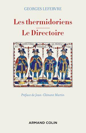 Téléchargez le livre :  Les thermidoriens - Le Directoire