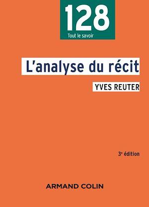 Téléchargez le livre :  L'analyse du récit - 3e éd.