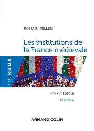 Téléchargez le livre :  Les institutions de la France médiévale