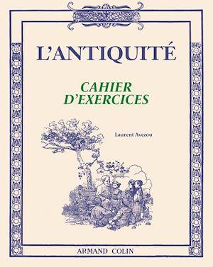 Téléchargez le livre :  L'Antiquité