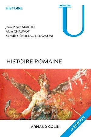 Téléchargez le livre :  Histoire romaine - 4e éd.