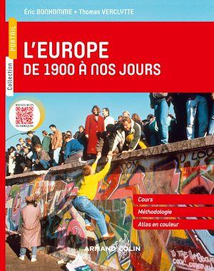 Téléchargez le livre :  l'Europe de 1900 à nos jours
