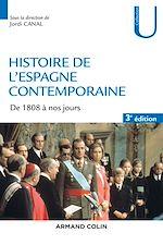 Télécharger le livre :  Histoire de l'Espagne contemporaine - 3e ed.
