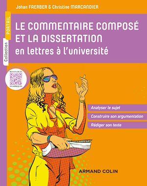 Téléchargez le livre :  Le commentaire composé et la dissertation en lettres à l'université