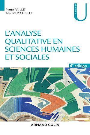Téléchargez le livre :  L'analyse qualitative en sciences humaines et sociales - 4e éd.