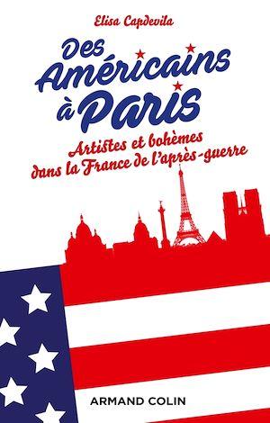 Téléchargez le livre :  Des Américains à Paris