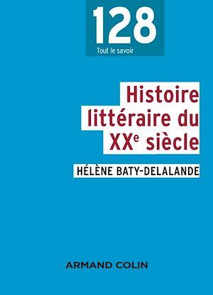 Téléchargez le livre :  Histoire littéraire du XXe siècle