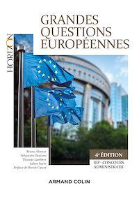 Télécharger le livre : Grandes questions européennes - 4e éd
