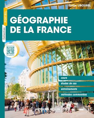 Téléchargez le livre :  Géographie de la France