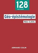 Télécharger le livre :  Géoépistémologie