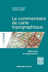 Le commentaire de carte topographique - Méthodes et applications