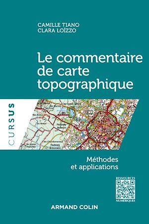 Téléchargez le livre :  Le commentaire de carte topographique - Méthodes et applications