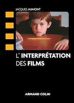 Télécharger le livre :  L'interprétation des films