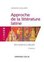 Télécharger le livre :  Introduction à la littérature latine - 3e éd.
