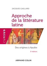 Introduction à la littérature latine - 3e éd.