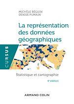 Télécharger le livre :  La représentation des données géographiques - 4e éd.