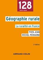Télécharger le livre :  Géographie rurale - 2e éd.