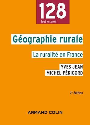 Téléchargez le livre :  Géographie rurale - 2e éd.