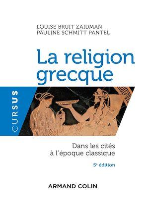 Téléchargez le livre :  La religion grecque - 5e éd.