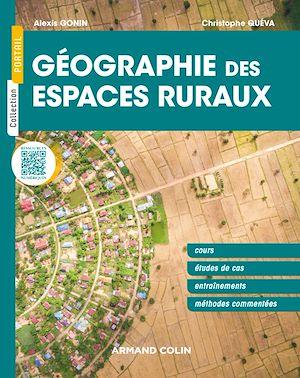 Téléchargez le livre :  Géographie des espaces ruraux