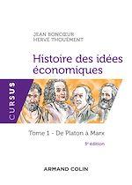 Télécharger le livre :  Histoire des idées économiques - 5e éd.