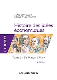 Histoire des idées économiques  - 5e éd.