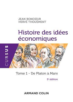 Téléchargez le livre :  Histoire des idées économiques  - 5e éd.