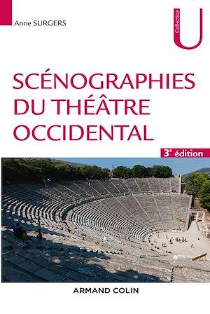 Téléchargez le livre :  Scénographies du théâtre occidental - 3e éd.