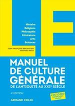 Télécharger le livre :  LE Manuel de Culture générale