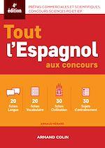 Télécharger le livre :  Tout l'espagnol aux concours - 4e ed.