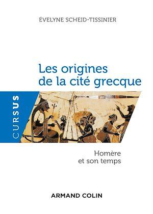 Téléchargez le livre :  Les origines de la cité grecque