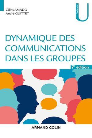 Téléchargez le livre :  Dynamique des communications dans les groupes - 7e éd.