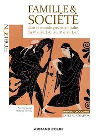 Télécharger le livre : Famille et société dans le monde grec et en Italie du Ve siècle av. J.-C. au IIe siècle av. J.-C.