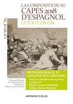 Télécharger le livre :  La composition au CAPES 2018 d'espagnol - Le tout-en-un