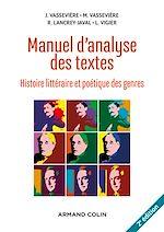Télécharger le livre :  Manuel d'analyse des textes - 2e éd.