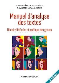 Manuel d'analyse des textes - 2e éd.