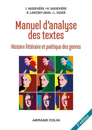 Téléchargez le livre :  Manuel d'analyse des textes - 2e éd.