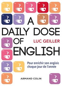 A daily dose of English