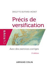 Précis de versification - 3e éd.