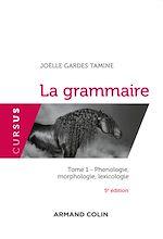 Télécharger le livre :  La grammaire T1 - 5e éd.