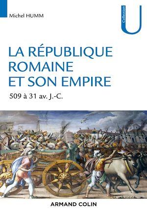 Téléchargez le livre :  La République romaine et son empire