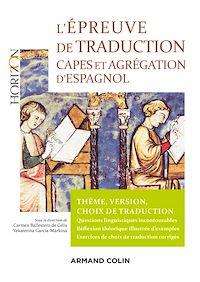 L'épreuve de traduction - Capes et agrégation d'espagnol
